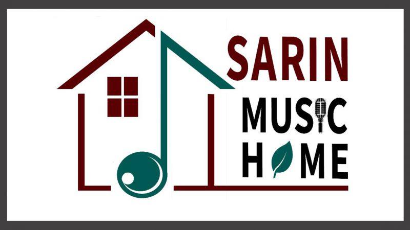 Sarin Music Home
